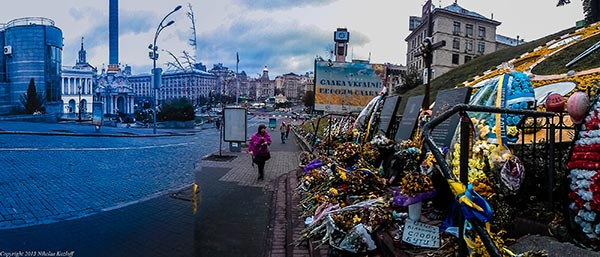 In the wake of Maidan, the country must sort out its identity and history.