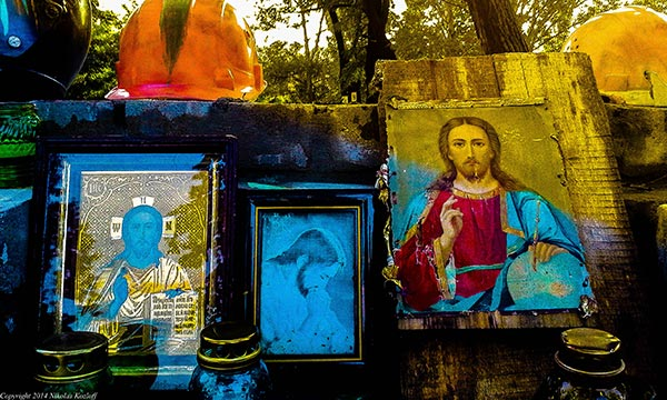 What is the role of religion within the new Ukraine?