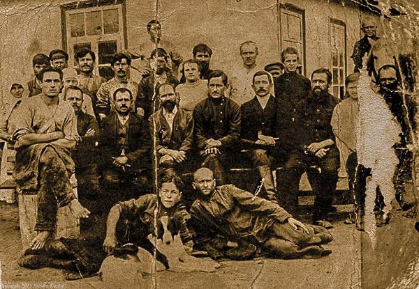 Kozloff leather factory in Pereyaslav.